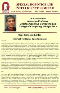 CMU Seminar